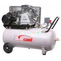 Компресор Aircast с горизонтальным  ресивером 200 литров, СБ4/С-200.LB40