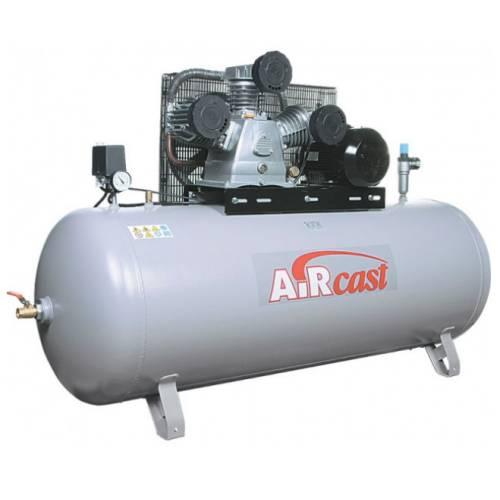 Компресор Aircast с горизонтальным  ресивером 500 литров, СБ4/С-500.LB75