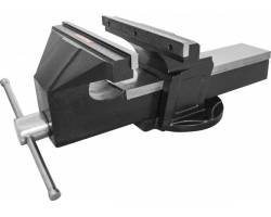 "Тиски  слесарные металлические (чугун)  10"", 250мм, A90053"