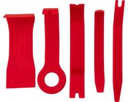 Набор приспособлений для демонтажа декоративных панелей салона автомобиля, AURTS5
