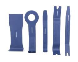 Приспособления для снятия облицовки панелей, 5 штук, пластик, AB010026N