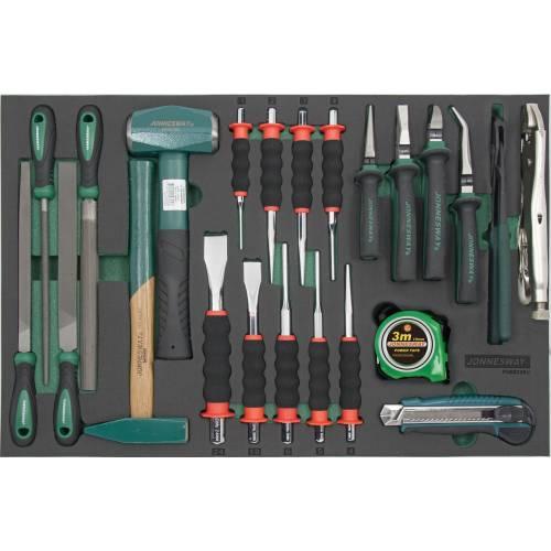 Набор инструмента, 23 предмета, EVA ложемент, P08223SV