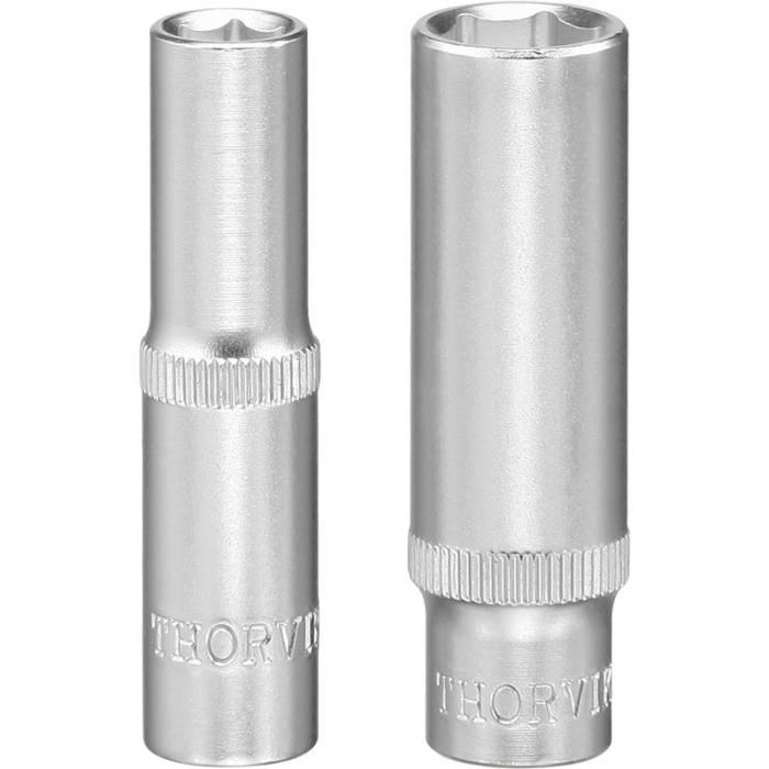 """Головка торцевая 1/4""""DR удлиненная , 6 мм, FS11406"""