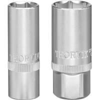 """Головка торцевая свечная 1/2""""DR 21 мм (THORVIK), SPS1221"""
