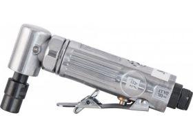 Бормашинка пневматическая угловая 20000 об/мин., патрон 6 мм, L-157 мм, AADG6020