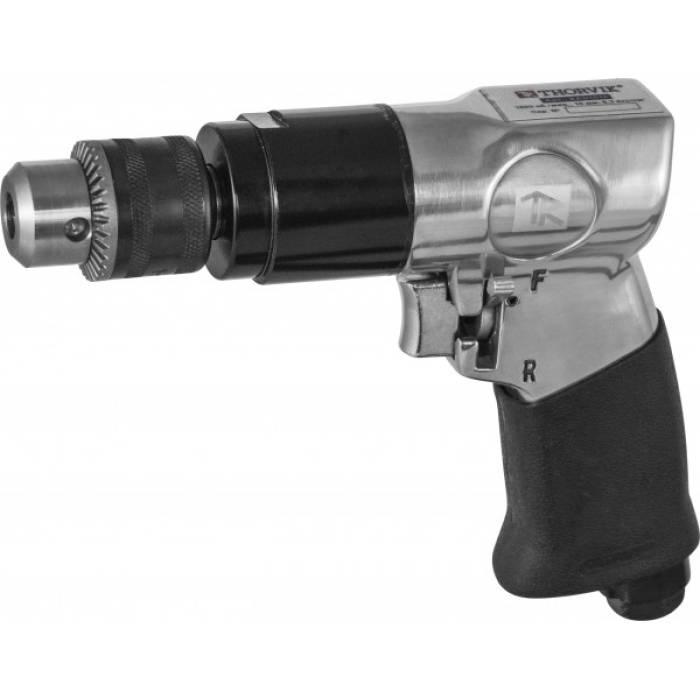 Дрель пневматическая с реверсом, 1800 об/мин, патрон 10 мм, RAD1018