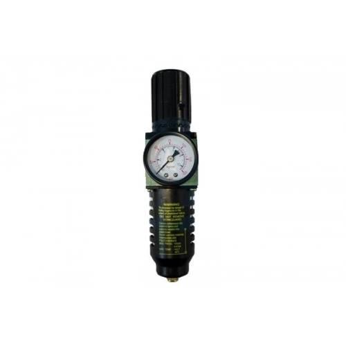 """Фильтры (влагоотделители) с регулятором давления для пневмоинструмента 1/4"""", JAZ-6714"""