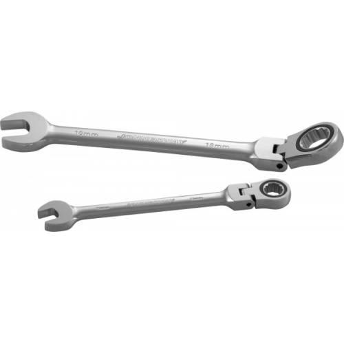 Ключ комбинированный  трещоточный 72 зубца, 10мм, W66110