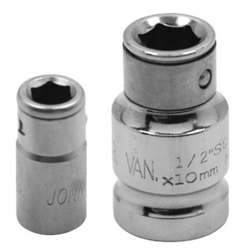 """S44H4110 Адаптер для вставок 1/2""""(F) - 10мм 1/2""""(М)"""