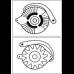 Ключ натяжки ремней вентилятора, AI010023