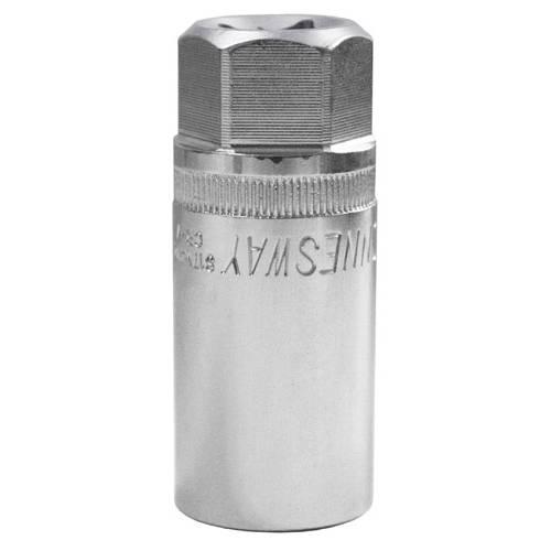 """Торцевая головка свечная c магнитным держателем 1/2""""DR 16 мм, S17M4116"""