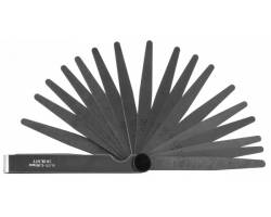 Комплект щупов 20пластин 0,05-1мм, AI060020