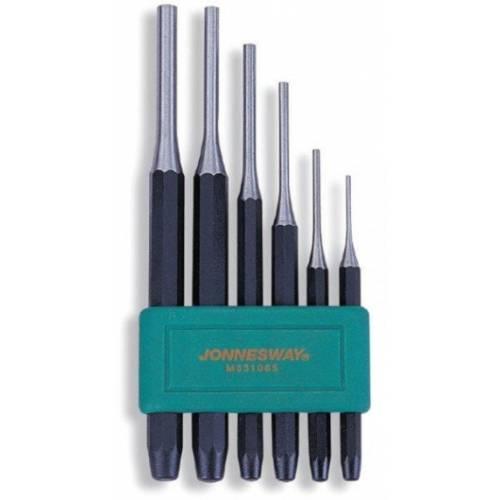 Набор выколоток 2х8х115-8х12,7х180м, 6 предметов хромированных, M63M106S