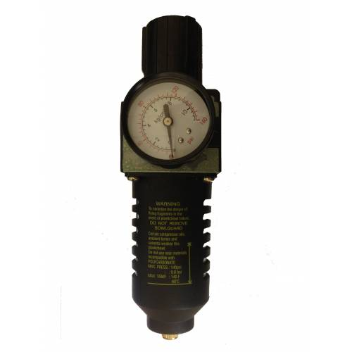 Фильтр с редуктором для пневмосистем, JAZ-6715A