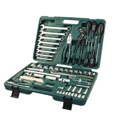 Универсальный набор инструментов, 77 предметов, S04H52477S