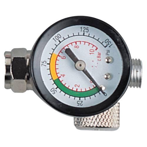 Воздушный регулятор, 0-150 PSI (0-10 Бар), ACC-609